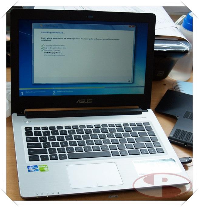 ASUS A46CB Core i3