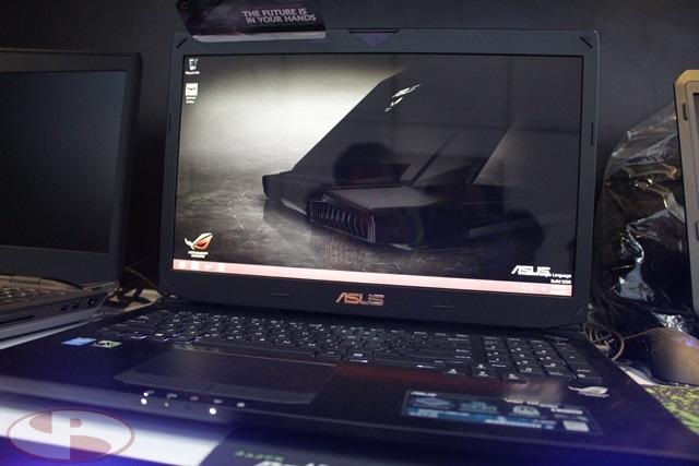 ASUS ROG G750JX-3D