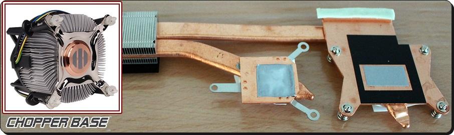 Heatsink berbahan Copper