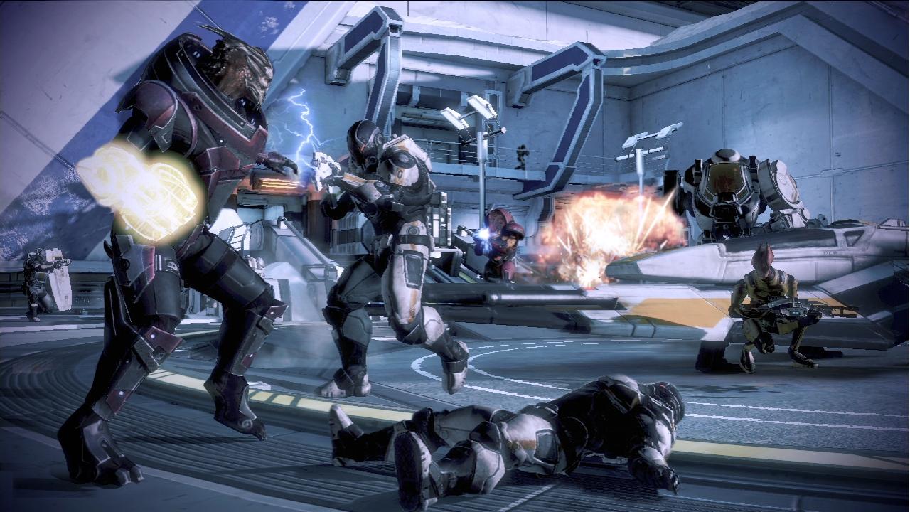 Mass Efect 4 Multiplayer