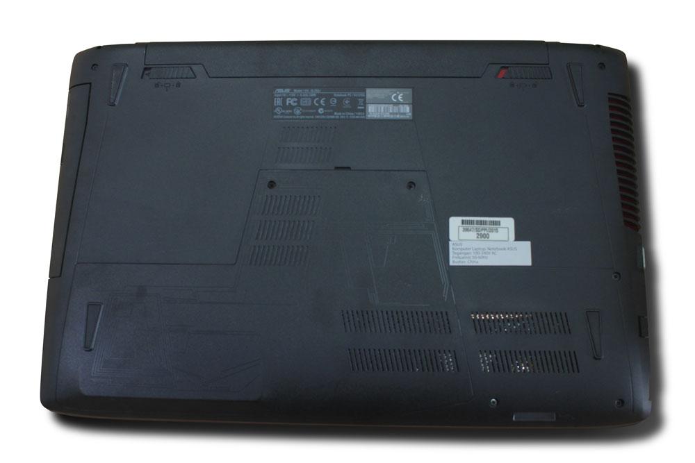 Review ASUS ROG GL552JX Notebook ROG Paling Murah Titik