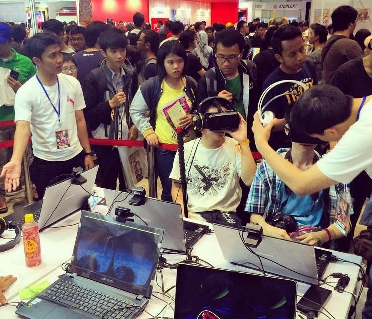 AFA ID 2015 - SHINTA VR & XENOM