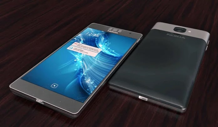 smartphone baru Nokia android nougat