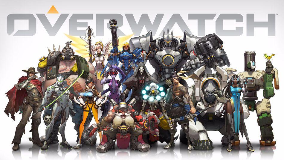 Game Overwatch Gratis PCN