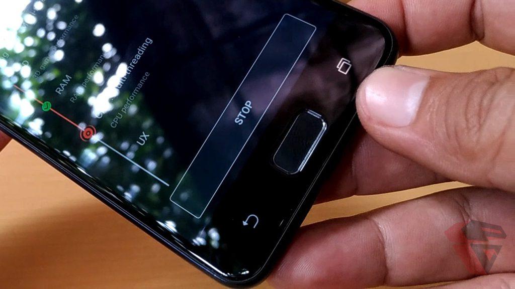 Fingerprint sensor Asus Zenfone 4 Max ZC520KL