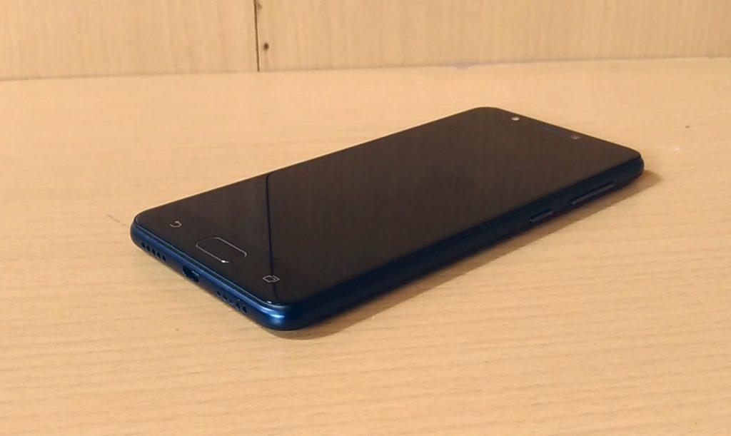 Asus Zenfone 4 Max ZC520KL Screen to Body Ratio