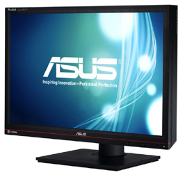 ASUS PA246Q with P-IPS panel