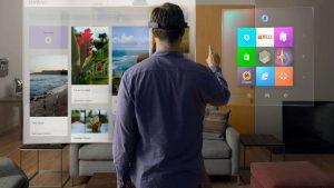 Windows Holographic & hololens