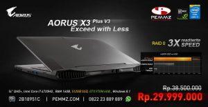 Aorus new price April 16