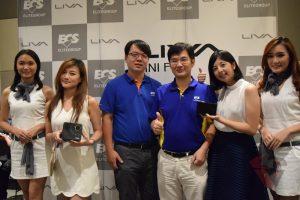 ECS Liva ZE Indonesia Launch 2 PCN