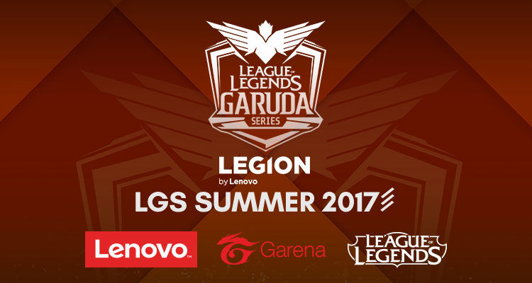 Legion LGS Summer 2017, Turnamen League of Legends Indonesia