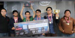 Asus ROG Master Indonesia Bandung winner PCN