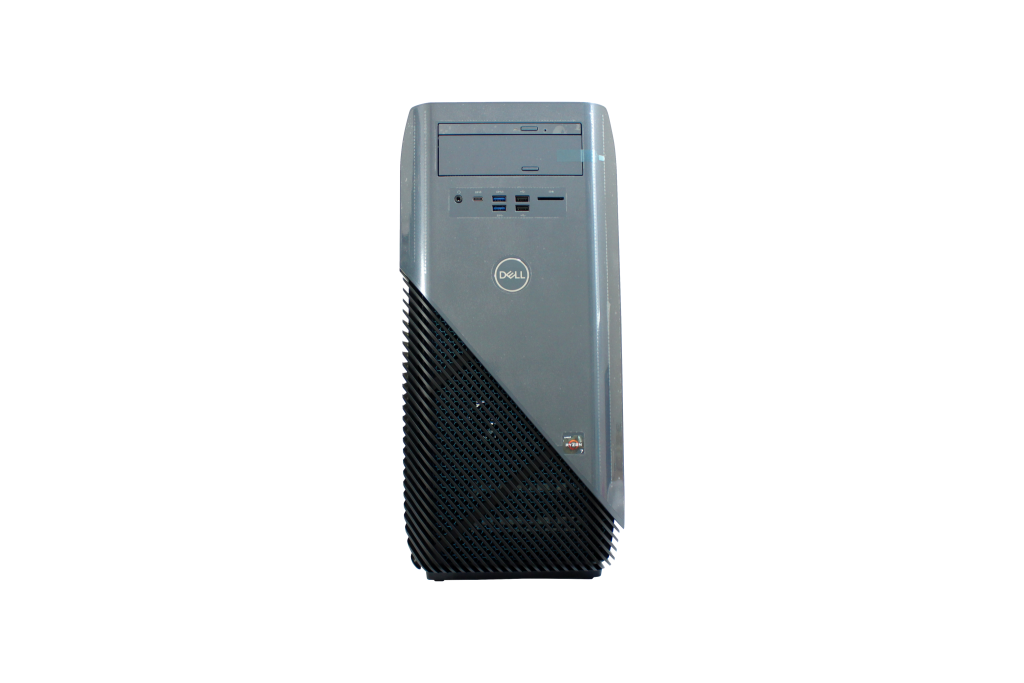Dell Inspiron 5675 R7 front side pemmz