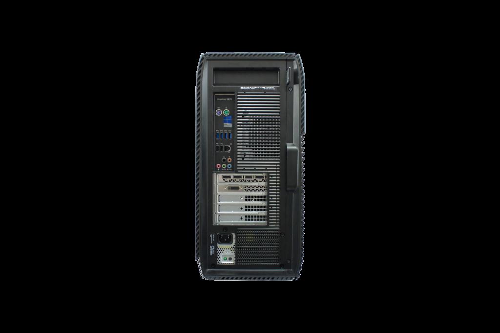 Dell Inspiron 5675 R7 Rear Panel pemmz