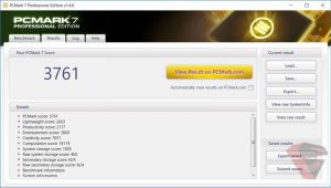 review HP Pavilion Power 15 PCMark 7 pemmzchannel