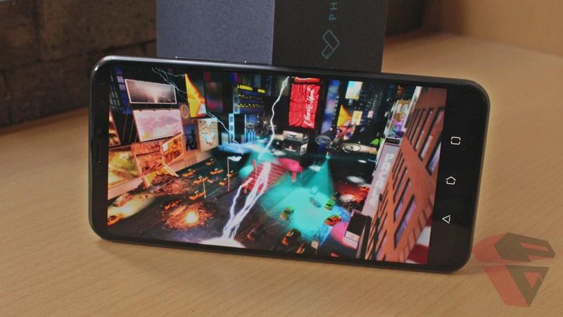 Review Asus Zenfone 5 ZE620KL Color Test