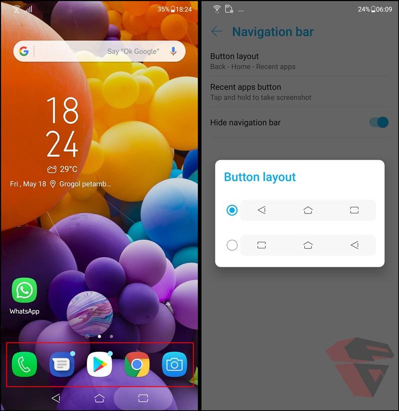 Review Asus Zenfone 5 ZE620KL UX 2