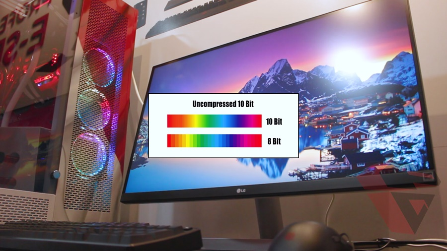 Review monitor LG 27UK600 Indonesia 027