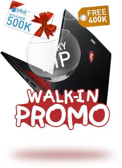 Walkin Promo pemmz mager