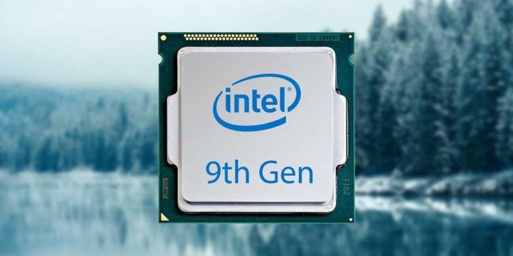 Intel 9th generation