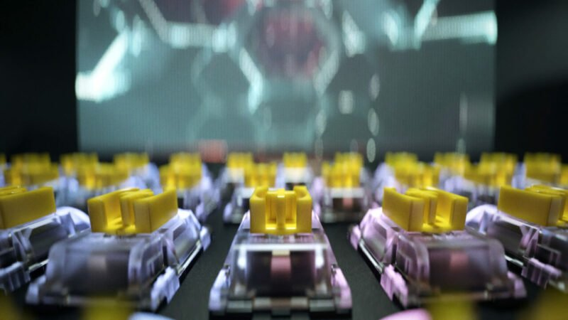 Keyboard Razer Blackwidow V3 Mini Hyperspeed