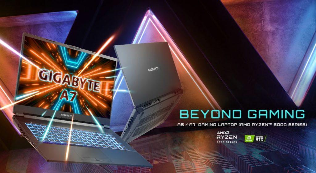 gigabyte a7 beyond gaming