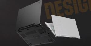 Halaman resmi ASUS Menampilkan Laptop 2021 ASUS TUF DASH F15 dengan RTX 3050