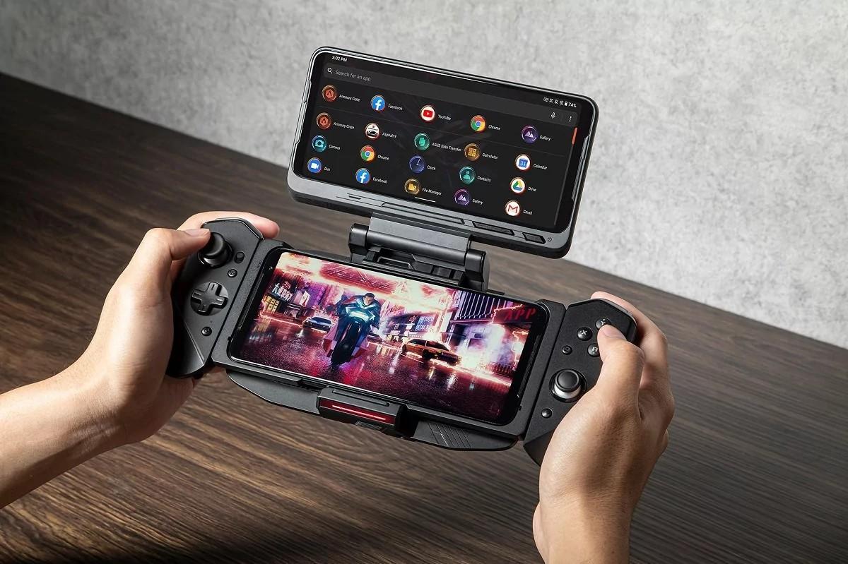 Bermain game menjadi lebih nyaman dengan ASUS ROG Phone 5