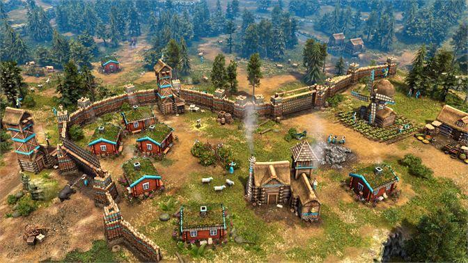 Age of Empire III menjadi salah satu game PC ringan