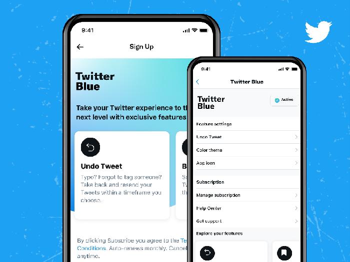 Fitur Twitter Blue yang banyak dinanti pengguna gratisan