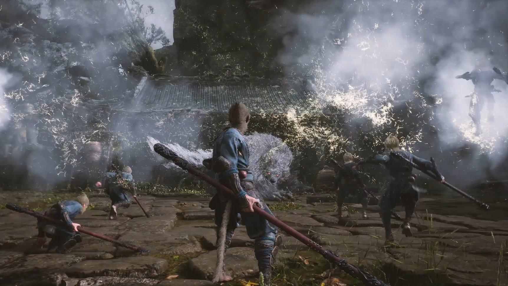 Game paling ditunggu buat pecinta mitologi, Black Myth Wukong