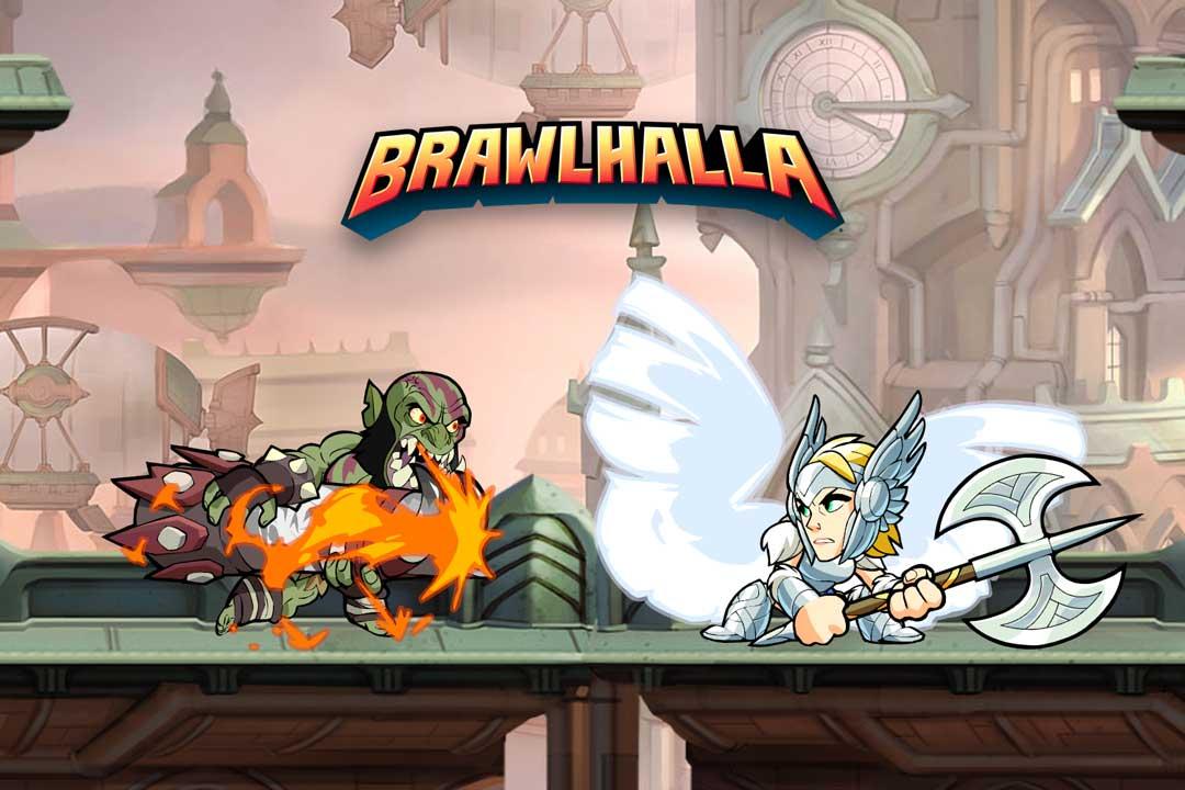 Game Steam gratis yang menarik dimainkan, Brawlhalla