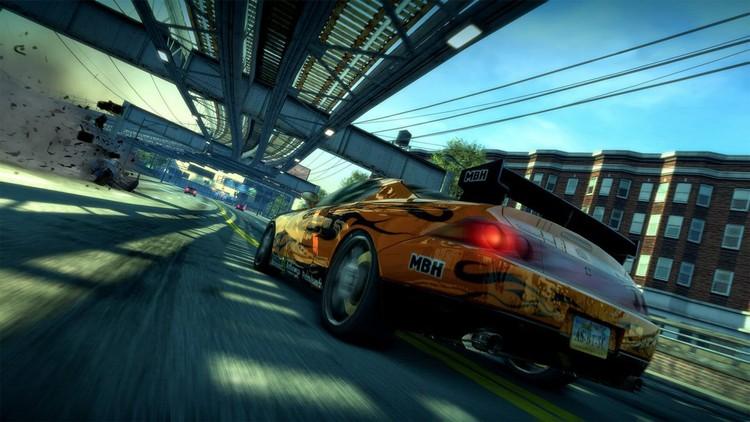 Burnout Paradise menjadi salah satu game balap mobil di PC yang populer