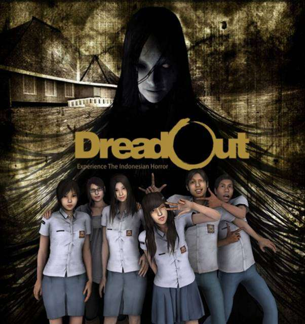 DreadOut, salah satu Game PC horor Indonesia