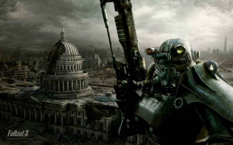 Fallout 3, game open world PC