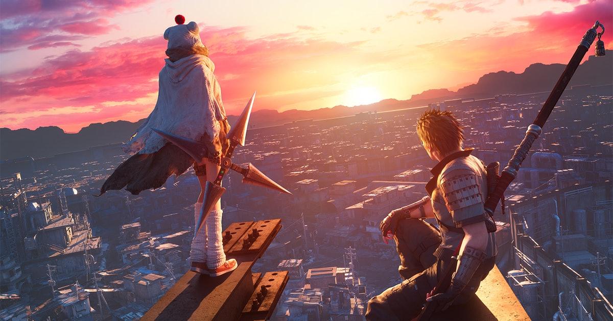Game terbaru Juni 2021 diawali Final Fantasy VII Intergrade