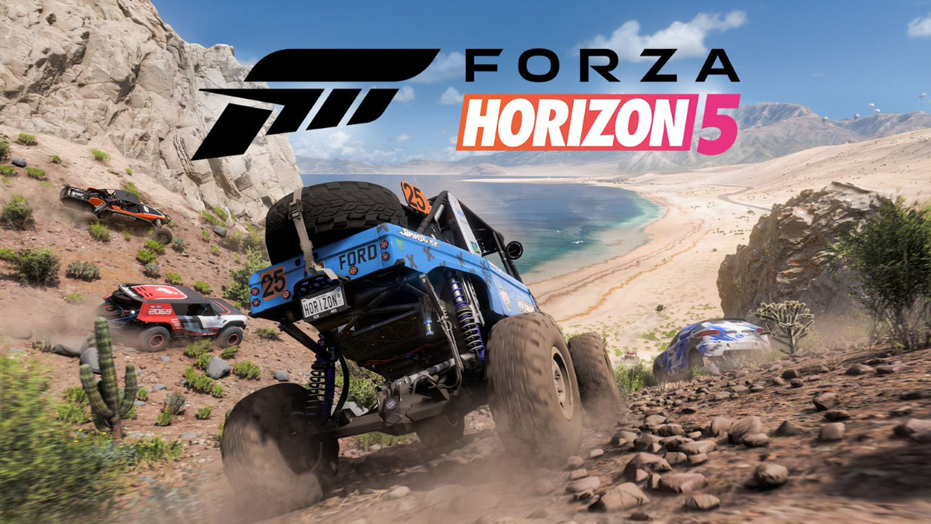 Cuplikan Gameplay Forza Horizon 5 Muncul di E3 2021 | Pemmzchannel