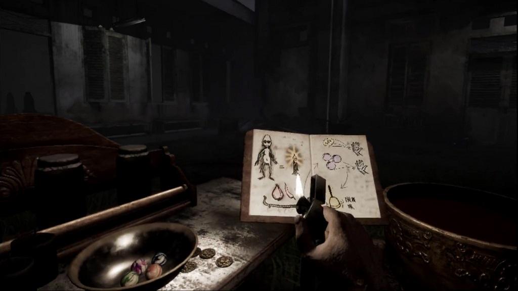 DreadEye, Game PC horor Indonesia