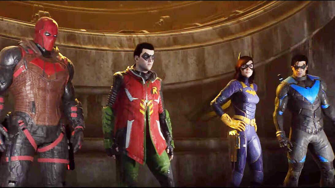 Gotham Knights, game paling ditunggu buat pecinta Batman