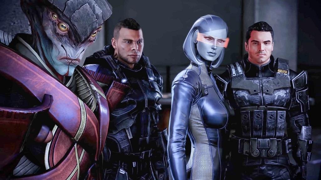Mass Effect Legendary Edition menggunakan grafis yang lebih memukau