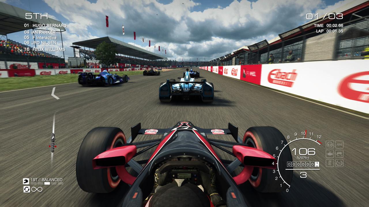 Game balap mobil di PC yang juga ada di HP, Grid Autosport