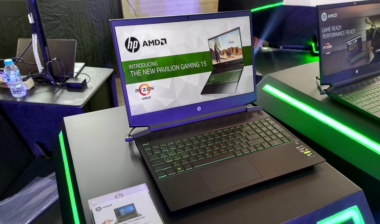 Bermain game semakin nyaman dengan laptop gaming murah HP Pavilion Gaming 15