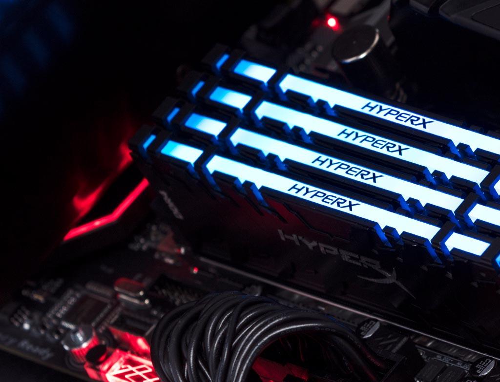 Performa gahar dari RAM terbaik 2021, HyperX