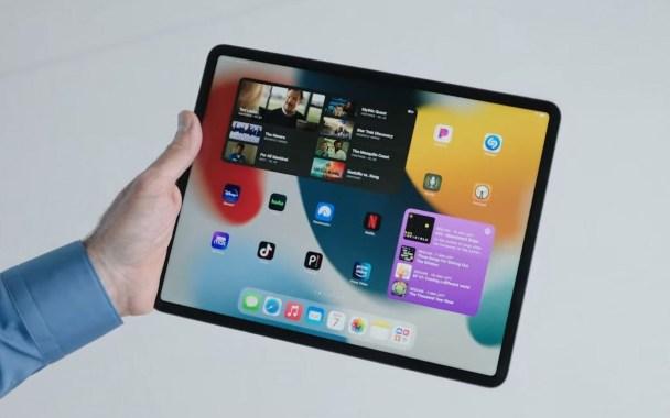 Belum semua pengguna iPad bisa menikmati fitur baru iPadOS 15.