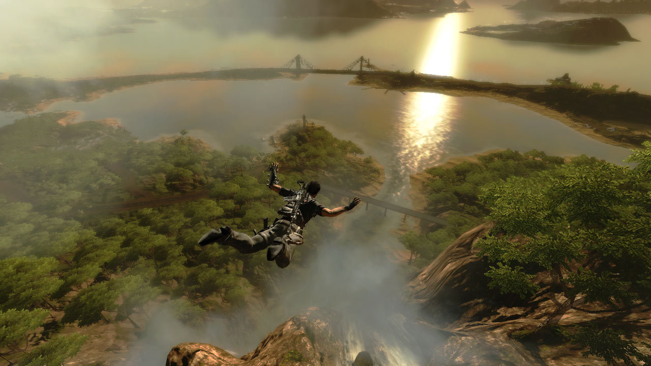 Just Cause 2, game open world PC