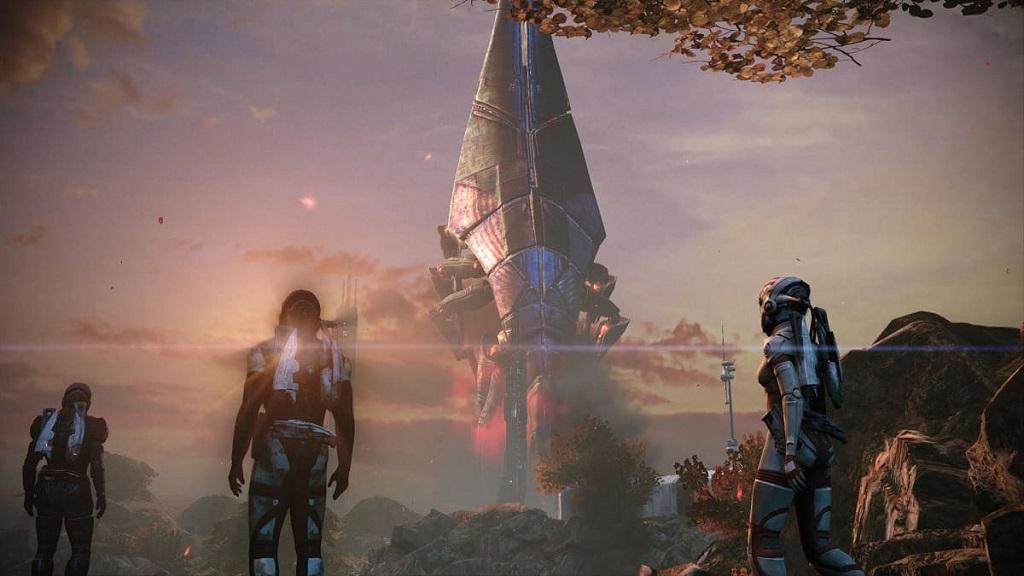 Banyak peningkatan di Mass Effect Legendary Edition