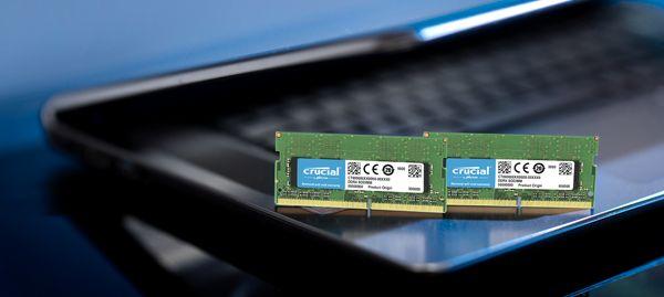 RAM Crucial termasuk memori terbaik 2021