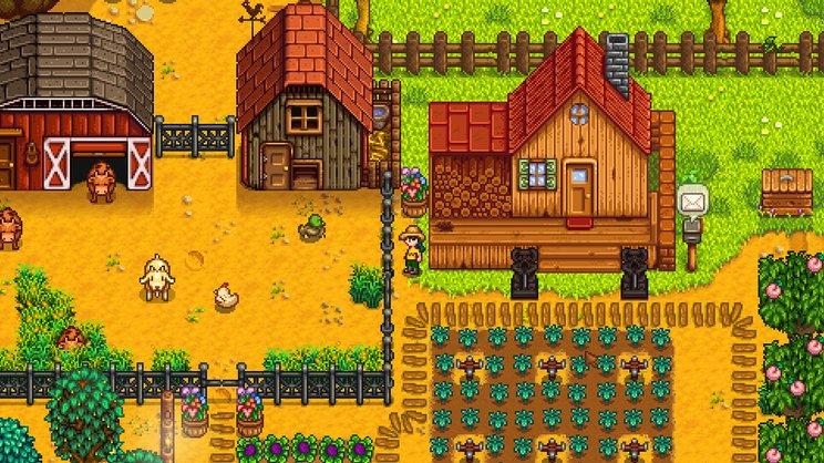 Stardew Valley, game PC ringan bertema berkebun