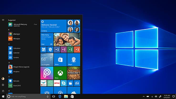 Windows 10 merupakan versi terakhir saat ini