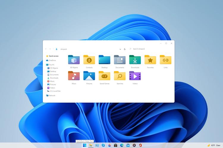 Sejarah Microsoft Windows paling terakhir adalah adanya Windows 11